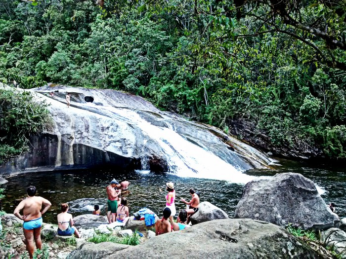 Cachoeira do Escorrega - Visconde de Mauá